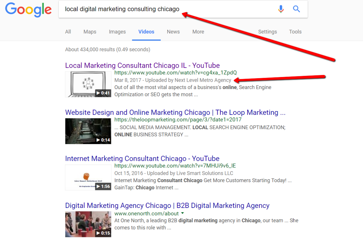 312 Online Marketing With SEO